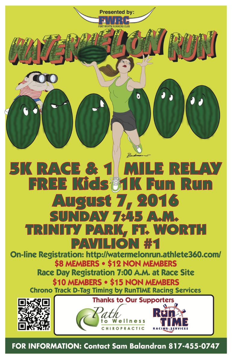 Watermelon Run 2016