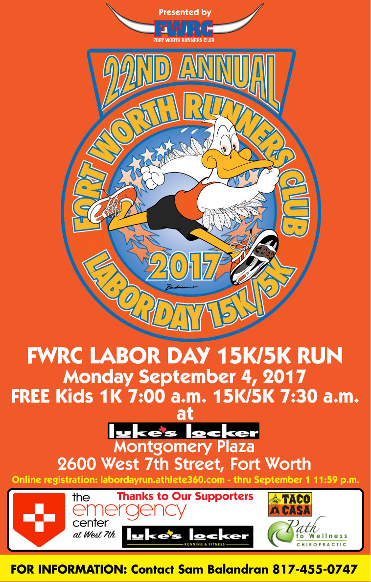 Labor Day '13 poster